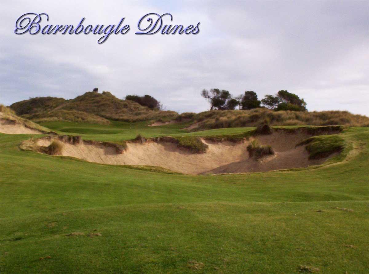 Coastal Golf Course en Tasmania